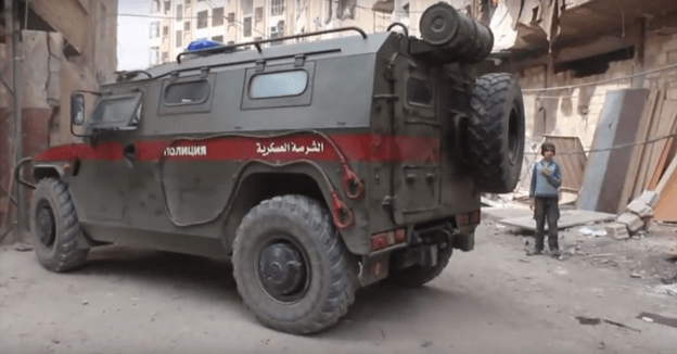 Pasukan AS Blokir Konvoi Militer Rusia di Pos Pemeriksaan Perbatasan Suriah-Irak
