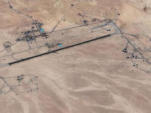 Israel Serang Pangkalan Militer T4 Suriah di Homs