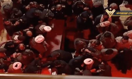 Serangan Pembalasan Iran Dimulai Bersamaan dengan Pemakaman Qassem Soleimani