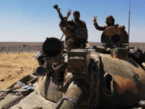 Dalam 72 Jam Teroris Bunuh 50 Warga Sipil dan 47 Tentara Suriah