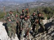 Jarak Tentara Suriah Kurang dari 13 km dari 2 Kota Penting di Idlib