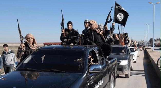 Setelah Dibersihkan Hashd Al-Shaabi, AS Pindahkan Para Pemimpin ISIS Suriah ke Irak Barat