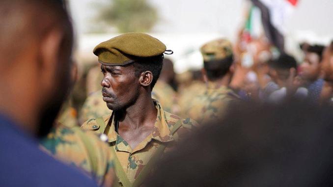 Pengurangan Besar-besaran Pasukan Sudan di Yaman