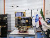 Transmisi Gambar Syahid Soleimani jadi Misi Pertama Satelit Zafar Iran