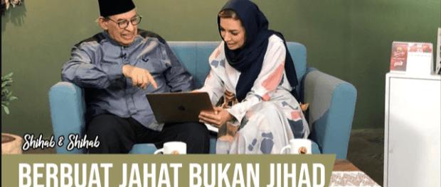 Waspada Logika Sesat Dr. Ahmad Sastra Anggota Forum Doktor Islam Indonesia