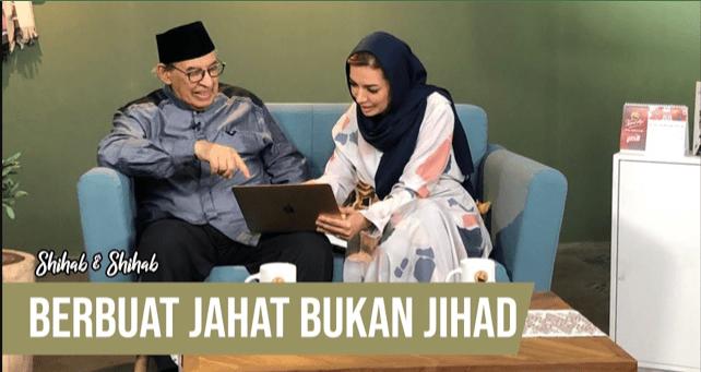 """Waspada Logika Sesat Dr. Ahmad Sastra Anggota Forum Doktor Islam Indonesia """"Jihad Itu Bela Islam, Bukan Bela Pancasila"""""""