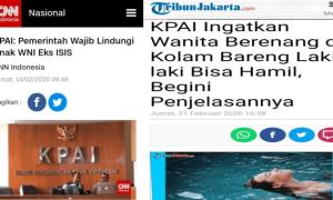 "Wanita Renang di Kolam Bareng Laki-laki bisa Hamil, Muhammad Zazuli Semprot KPAI ""Kadrun"""