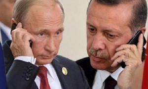 Putin dan Erdogan Bahas Ketegangan di Idlib