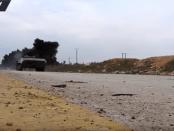 Video: Konvoi Besar Pasukan Suriah Menuju Medan Tempur di Idlib