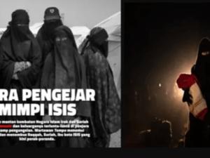 "Jangan Mau Ditipu Propaganda BBC Soal FIlm ""Tangisan Anak Eks Teroris ISIS"""
