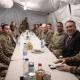 Bloomberg Serang Pompeo Saat Kunjungi Pasukan AS di Saudi, Trump Ingkar