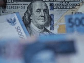 Nilai Tukar Rupiah atas Dolar AS Kembali Perkasa di Asia