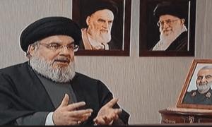 Sekjen Hizbullah: Pembunuhan Soleimani Amerika Langgar Semua Garis Merah