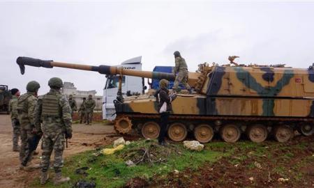Suriah Tak Gubris Ancaman Erdogan