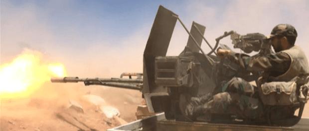 Tentara Suriah Temukan Ranjau Serta Bom Buatan Turki dan Israel di Benteng Teroris