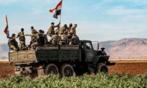 Runtuh, Tentara Suriah Orak-abrik Pertahanan Teroris di Selatan Idlib