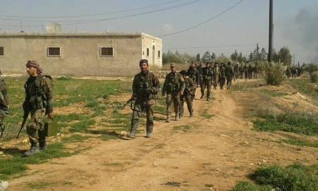 Tentara Arab Suriah Berhasil Kuasai kota Penting Saraqib