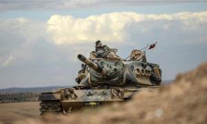 Militer Turki Lakukan Serangan Besar-besaran Terhadap Militer Suriah