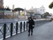 Italia Umumkan 3.500 Kasus Baru, Jumlah Kasus COVID-19 Tembus 30.000