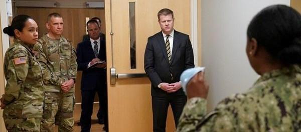 Pentagon Konfirmasi 174 Tentara AS Positif Corona
