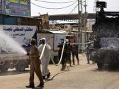 Kata'ib Hizbullah Bongkar Rencana AS Serang PMU Ditengah Pandemi Corona Irak