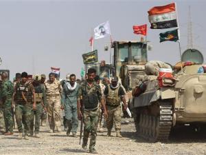 Hashd Al-Shaabi Bersihkan Provinsi Timur Diyala dari Sisa ISIS