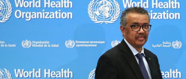 WHO: Eropa Pusat Pandemi Virus Corona