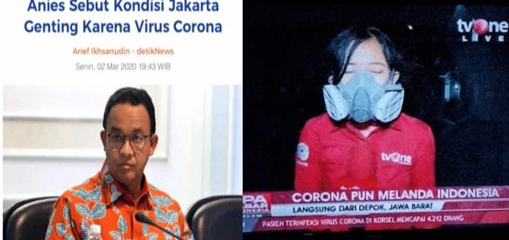 Sebar Ketakutan Soal Corona, Yusuf Muhammad