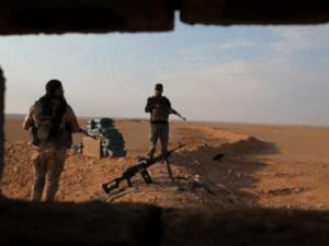 Jet Tempur Misterius Serang Perbatasan Irak-Suriah, 18 Anggota Hashd al-Shaabi Tewas