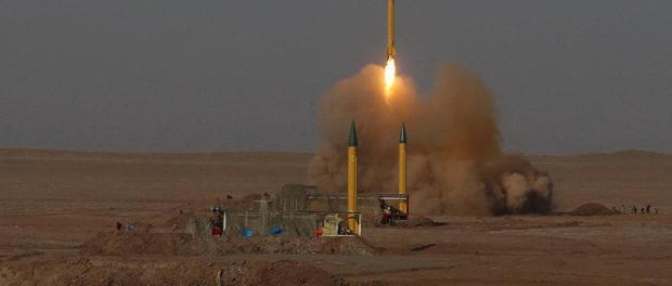 Iran Tingkatkan Hulu Ledak Rudal dan Kecepatanya