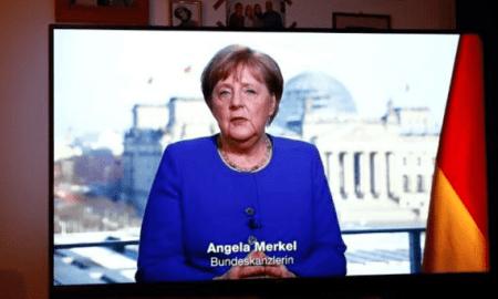 Kanselir Jerman: Perang Lawan COVID-19 Tantangan Terbesar Pasca PD II
