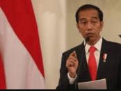 Presiden Jokowi Bentuk Tim Reaksi Cepat Corona Ada TNI, Polri dan BIN