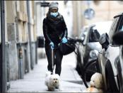 Angka Kematian di Italia Tembus 1.800 Jiwa, Eropa Nyaris Lumpuh