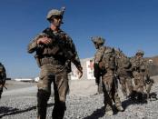 Amerika Mulai Tarik Pasukan dari Afghanistan