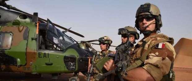 Prancis Tarik Semua Pasukan dari Irak karena Pandemi Corona