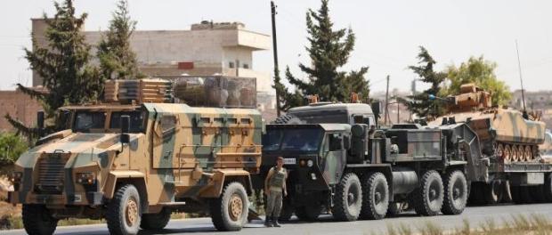 Mendadak Turki Tarik Pasukan dari Dua Kota di Idlib