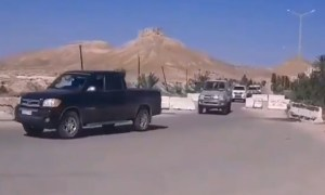 VIDEO: 27 Militan yang Dilatih di Kamp Militer AS Serahkan Diri ke Pasukan Suirah