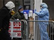 Daily Mail: Ratusan Orang Tewas Setiap Hari Akibat Corona di New York
