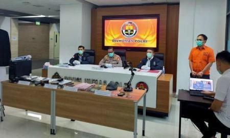 Polisi Jerat Ali Baharsyah dengan Pasal Berlapis UU Pornografi dan Penghinaan pada Presiden