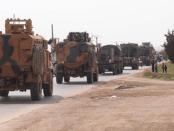 Turki Kembali Kirim Konvoi Militerke Idlib Suriah