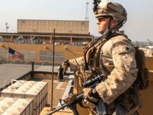 Militer AS Diam-diam Masuki Pangkalannya di Raqqa, Suriah Utara