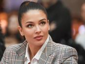 Ratu Kecantikan Rusia Bantah Positif Corona