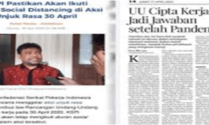 Ajak Demo Buruh Saat Wabah Corona, Yusuf Muhammad 'Semprot' Presiden KSPI Said Iqbal