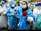 Kemenkes Iran: 80 Persen Pasien Covid-19 Sembuh Total