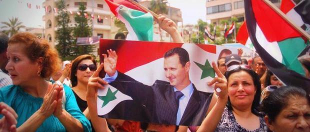 Konspirasi Inggris untuk Akhiri Dukungan Alawit Terhadap Bashar Assad