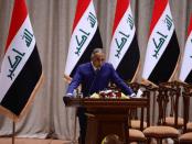 Parlemen Irak Sahkan Pemerintahan Mustafa KadhimiParlemen Irak Sahkan Pemerintahan Mustafa Kadhimi