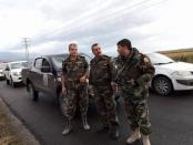 SAA Cegat Konvoi Militer AS di Timur Laut Suriah
