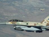 Citra Satelit Tunjukkan Kerusakan akibat Serangan Israel ke Suriah