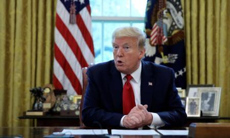 Trump Tuduh China ingin Gagalkan Pemilihannya dengan Virus Corona