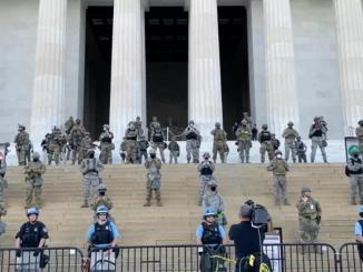 AS Gunakan Kekuatan Berlebihan untuk Hadapi Demo